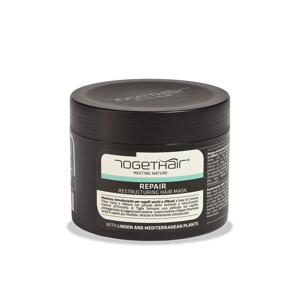 Восстанавливающая маска Togethair для ломких и поврежденных волос 500 мл