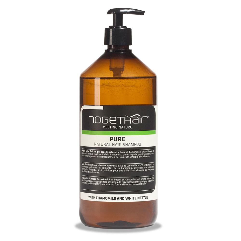 Ультра-мягкий шампунь Togethair для натуральных волос 1000 мл