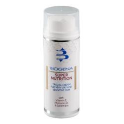 Питательный крем Biogena для сухой и чувствительной кожи