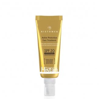 Солнцезащитный крем SPF 20 Histomer Histan