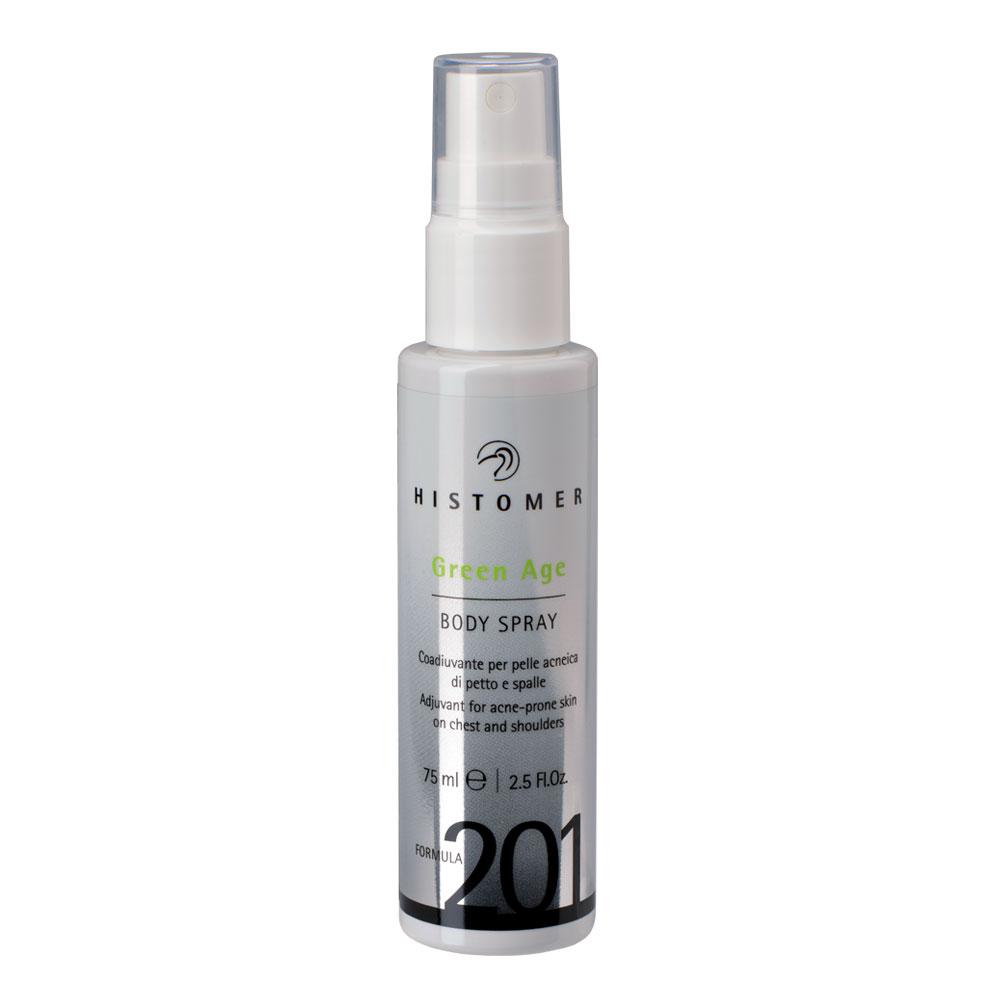 Нормализующий спрей для проблемной кожи тела Histomer Formula 201