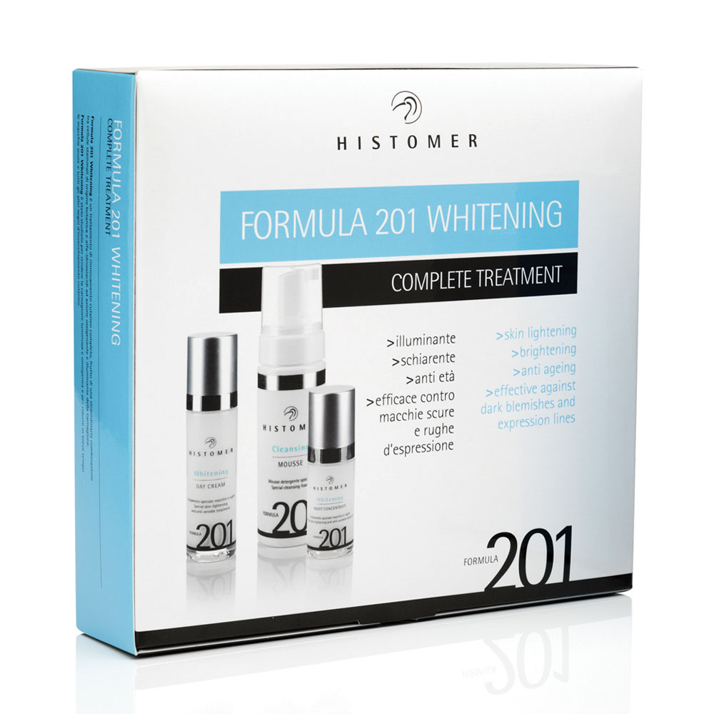 Комплексный осветляющий уход Histomer Formula 201