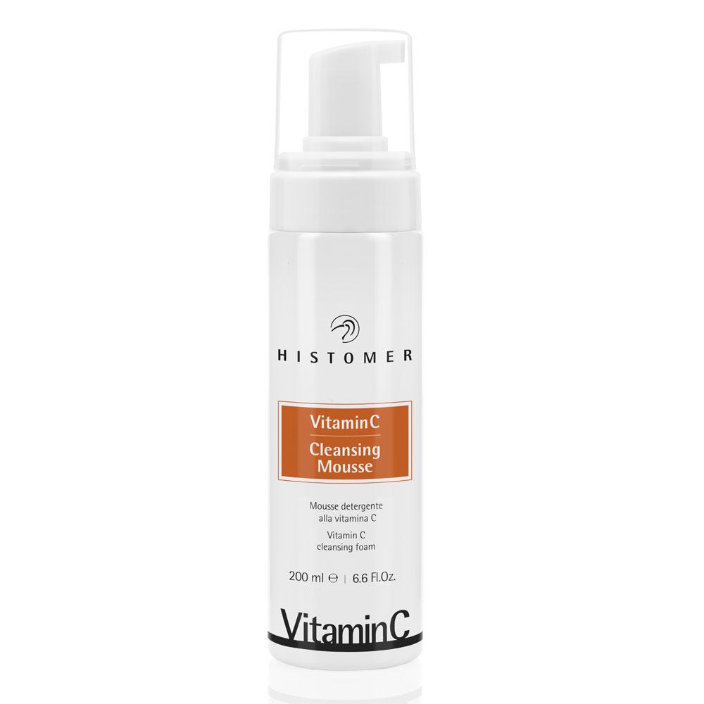 Профессиональный очищающий мусс Витамин С