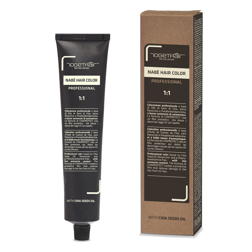 Краска для волос натуральный светло-коричневый  5