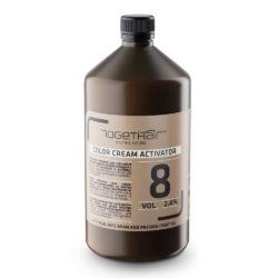 Крем активатор Togethair 8 vol ( оксид 2.4% )