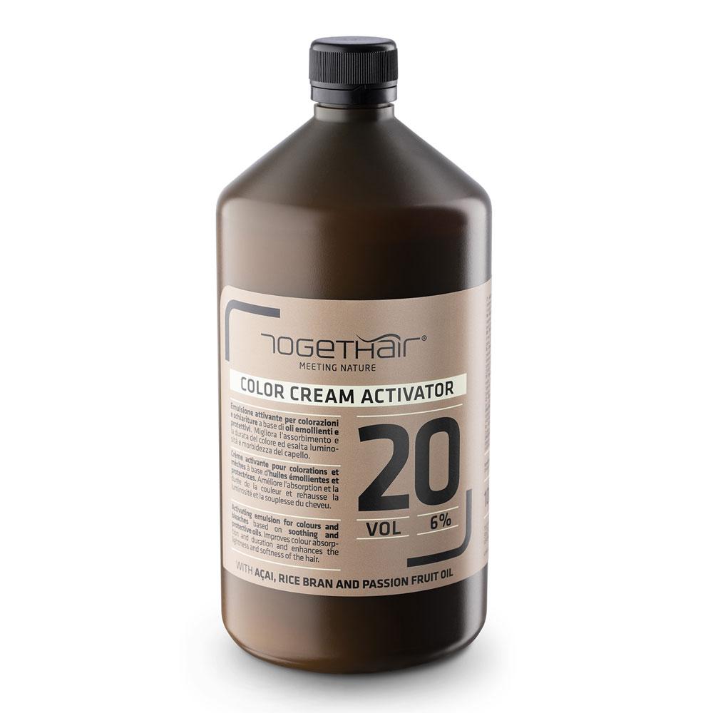 Крем активатор Togethair 20 vol ( оксид 6% )