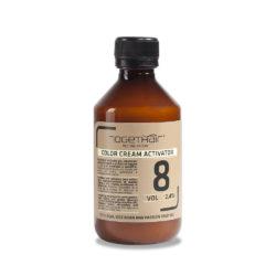 Крем активатор Togethair 8 vol (оксид 2.4%)