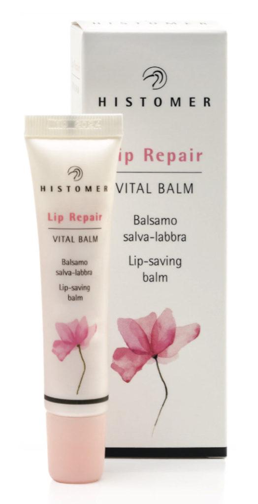 Восстанавливающий крем-бальзам для губ Histomer Lip Vital Balm