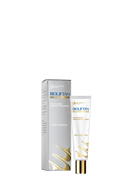 Антивозрастная золото-пептидная эссенция Bioliftan gold essence